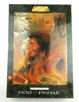 Jumbo Joadoor Golden Collection 'The Chief' 1500 Puzzle Jigsaw Brand New Sealed