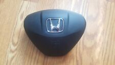 Honda Civic Steering Wheel Center Airbag Cover Black Driver Side Left