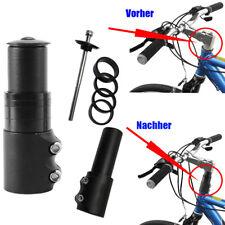 Lenkererhöhung Vorbauverlängerung Gabelschaftverlängerung Lenker für Fahrrad DHL