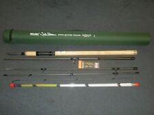 John Wilson Rovex 11' Avon Quiver 5pc Travel fishing rod + Cordura Tube