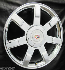 "NEW 22"" WHEEL Cadillac Escalade 2007 2008 2009 Chrome OEM GM Factory Spec 5309"