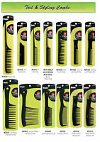 Magic Collection Styling Afro Pik Combs In All Different Types, The Best Quality