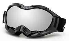 Winter Ski Goggles Snowboarding Anti Fog Dual Panel Lens UV400 Three Lays Foams