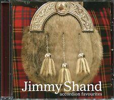 JIMMY SHAND ACCORDION FAVOURITES CD - THE VELETA, LASSIE & MORE