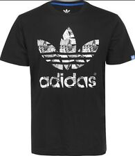 Adidas TShirt M69227 Fill Trefoil Size Small New With Tags