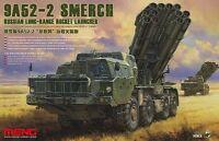 Meng Model SS-009 1/35 9A52-2 Smerch Russian Long-Range Rocket Launcher