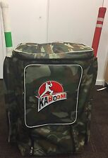 KABOOM Camo Duffle Adult Cricket Kit Bag (Back Pack Type) + AU Stock + Free Ship