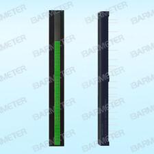 101seg LED High-precision Linear Array Slim Bargraph Display, High Emerald green