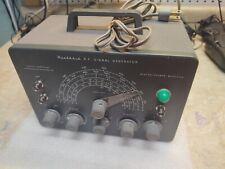 Vintage 1954-61 Heathkit Model SG-8 RF Signal Generator - Power On Tested ONLY