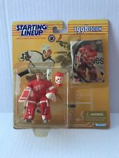 1998 Kenner Starting lineup Chris Osgood Detroit Red Wings (Goalie)