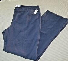 Womens size 18 Old Navy Standard dress pants Navy NWT