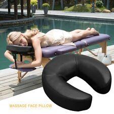 Universal Pillow for Massage Table Headrest Face Cushion comfortable Black Head