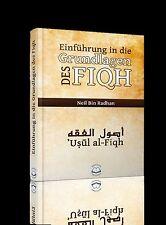 ISLAM-ABAYA-NIQAB-KORAN -Einführung in die Grundlagen des Fiqh (Usul al-Fiqh)
