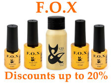 F.O.X ( Fox ) Base Rubber / Top / Strong / Cover / No Wipe / Matt velvet / Grid