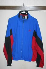 Nike Cross Training Vtg 90's Nylon Lined Windbreaker Jacket Men Medium Multi Hip