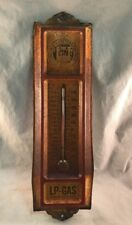MIDLAND CO OP ADVERTISING THERMOMETER 50th ANNIVERSARY 1926 1976 LP GAS VINTAGE