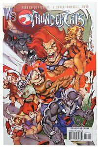 Thundercats 0 NM- Wildstorm Comics J Scott Campbell Cover JSC October 2002