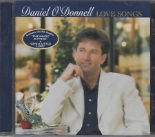 "Daniel O'Donnell ""Love Songs"" NEW & SEALED CD Posted From The UK Within 48 Hours"