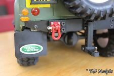 Tow Manille et Mount pour gelande 2 II 4x4 VOLVO D90 scale crawler RC4WD