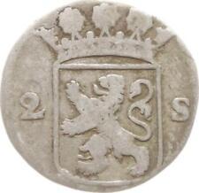 Niederlande, Provinz Holland, 2 Stuiver 1726