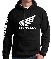 Honda Racing Sweatshirt Pullover Pull-Over Hoody HRC CR CBR 250 450 motorcycle