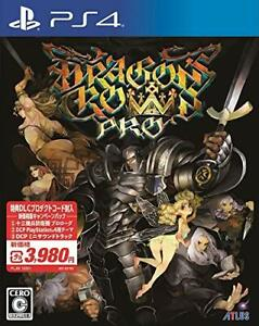 Dragon's Crown Pro (New Price ed) for PlayStation 4 w/ 13 Sentinels Prologue