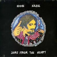 Eddie Hazel - Jams from the Heart [New Vinyl] Extended Play