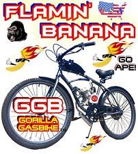 2-Stroke 66cc/80cc Motorized Bike Kit And Power Bicycle Do It Yourself Motorbike