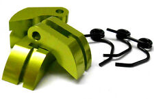 T10085 1/8 Scale Nitro Engine 3 Shoe Alloy Aluminium Clutch with Spring Green