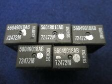 Chrysler Dodge Jeep Multipurpose Relay 56049018AB Set Of 5   ((72472M))