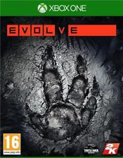 Evolve for xbox one,  New and factory sealed.