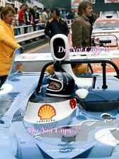 Jacky Ickx Matra MS670C Spa 1000 Km's 1974 Photograph