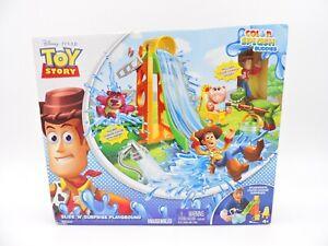 Slide 'N' Surprise Playground playset TOY STORY Color Splash Buddies Disney 2011