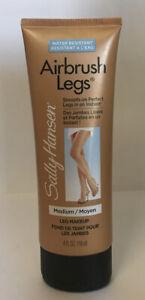 Sally Hansen Airbrush Legs Lotion, Medium, 4 oz