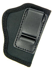 IWB ITP INSIDE PANTS CONCEALMENT RIGHT HAND NYLON CLIP HOLSTER for RUGER LCP 380
