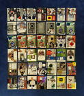 MODERN+MULTI-SPORT+ALL+GAME-USED+GAME-WORN+CARD+LOT+OF+42+COLLECTION+%2A271093
