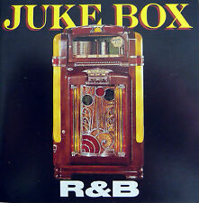 JUKE BOX R&B      VARIOUS ARTISTS   CD  MINT £3