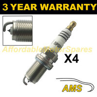 4X IRIDIUM TIP SPARK PLUGS FOR KIA PICANTO 1.0 2004-2011