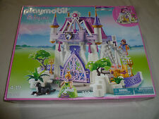 NEW IN BOX PLAYMOBIL PRINCESS CASTLE 5474 SET 312 PC RARE FIGURES NIB DOG 2013 >
