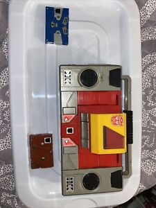 G1 Blaster And Tapes Lot Parts Or Repair