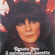 """Renato Zero - Il Carrozzone/Baratto (7"""") (Rsd 2018) Disco in Vinile - 45 GIRI"""
