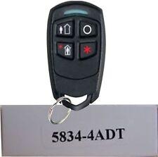 10 pcs Honeywell Ademco 5834-4 Four-Button Wireless Key Remotes