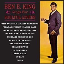 BEN E KING ~ Sings For Soulful Lovers ***** BRAND NEW (( SEALED )) CD *****