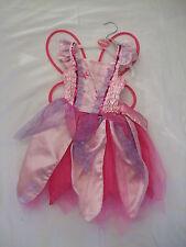 Superbe robe  FEE ROSE + AILES  - 3/5 ans -  NEUVE