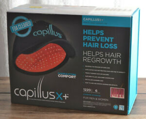 Capillus X+ Laser Therapy Hair Regrowth Cap For Men & Women Flexible Fitting