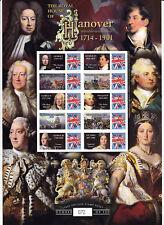 BC-354 - House of Hanover 1714-1901 Smilers Stamp Sheet
