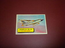 PLANES trading card #57 TOPPS 1957 Army Navy Air Force - WORLD AIRPLANES - WAR
