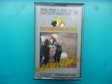 """THOMPSON TWINS  """" QUICK STEP & SIDE KICK """"  DOUBLE  PLAY CASSETTE ( WITH MIXES )"""