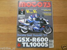 M9625-HONDA NSR500 V4 1996 POSTER,SUZUKI GSX-R600,TL1000S,BAKKER TDM850,YP250 YA