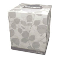 Kleenex Boutique White Facial Tissue 2-Ply Pop-Up Box 95 Tissues/Box 21270BX